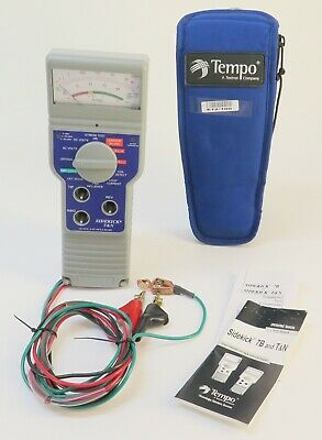 Tempo Sidekick 50605263 T & N Telephone / Cable Stress Tester
