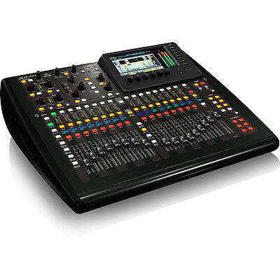 Behringer X32 COMPACT 40-Input 25-Bus Digital Mixing Console w/ Mic Preamps