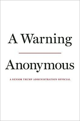 A Warning by Anonymous November United States Executive Trump Government
