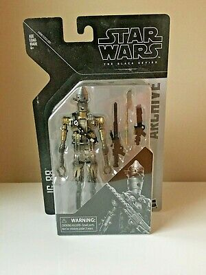 Star Wars Black Series Hasbro Archive Collection IG-88 Action Figure