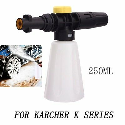 High Pressure Gun Snow Foam Lance Car Washer Bottle Soap Spray For Karcher K1-K7