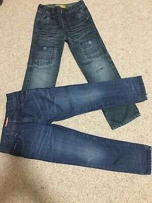 Boys Size 6 Denim Jeans (used)