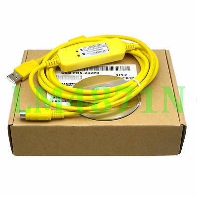 PC-PPI PCPPI LED Hot Swap Cable for Siemens S7-200 PLC 3CB30 Data download wire