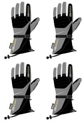 Katahdin Gear Frostfire Snowmobile Gloves Size Lg Black