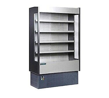 MVP Group KGH-OF-50-R Open Refrigerated Display Merchandiser
