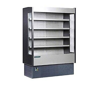MVP Group KGH-OF-60-R Open Refrigerated Display Merchandiser