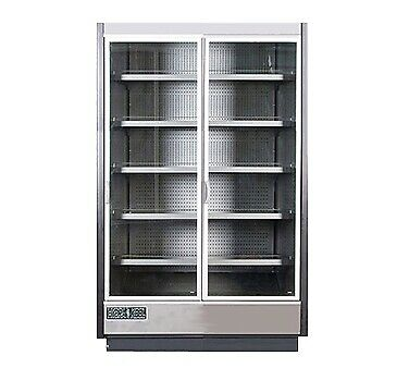 MVP Group KGV-MD-2-R Merchandiser Refrigerator