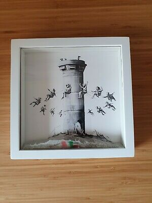 """Box Set"" by Banksy. Authentic with COA"