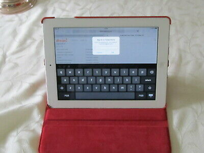 Old Apple iPad 16gb Version 1 A1395 Ideal For Kids