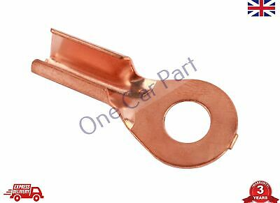 5X 10-16 mm2 8-6 AWG Open Cable Non insulated Ring Battery Copper Lugs Terminals