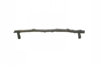 Rock Mountain Twig Cabinet Pull - Pair (Dark Bronze)