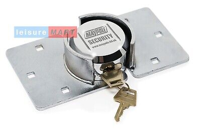 Maypole Heavy Duty Anti Theft Van Door Lock for Transit Berlingo Vivaro etc