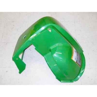 John Deere AM137565 Green Right Front Fender - Gator 850D HPX