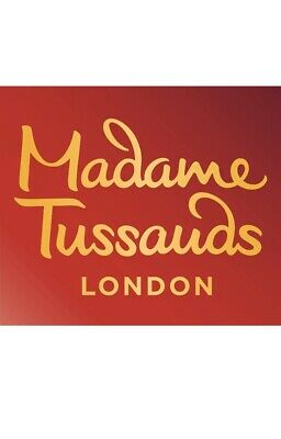 2 X MADAME TUSSAUDS LONDON Tickets - All 9 Sun Savers Codes (Pick Up Your Date)