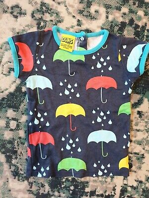 Duns Umbrella T Shirt Size 80