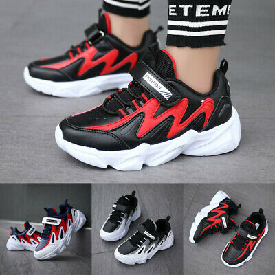 Boys Girls Kids Trainers Flat Shoes Children Sneakers Camouflage Casual Shoes UK