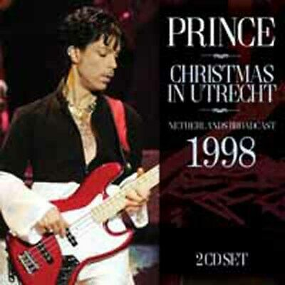 CHRISTMAS IN UTRECHT (2CD)  by PRINCE  Compact Disc Double  UN2CD017