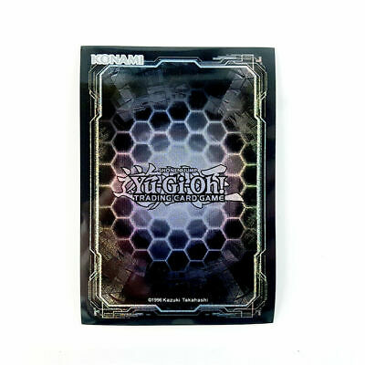 YUGIOH DARK HEX CARD SLEEVES | OVP Official Yu-Gi-Oh Sleeve Hüllen Kartenhüllen