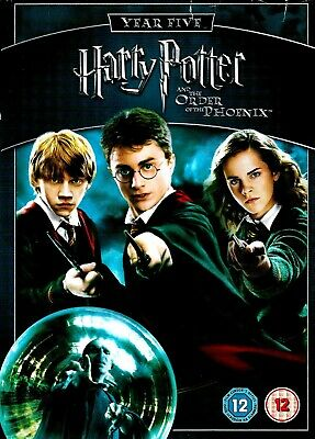 [DISC ONLY] Harry Potter and the Order of the Phoenix DVD Daniel Radcliffe
