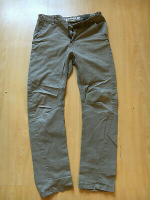 H&M, Boys' Shaped Leg, Chino Trousers in Sand, Size 158cm, Age 12-13 Yrs