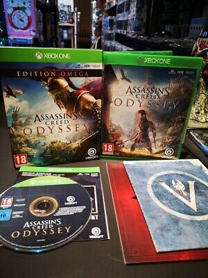 assassin's creed odyssey edition omega x box one