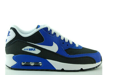 NIKE AIR MAX 90 (GS) Sneakers Gr.38,5 Leder Kinder Schuhe