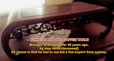 ,antique COFFEE TABLE, chinese