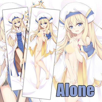 Goblin Slayer Priestess Hugging Body Pillow Case Covers Holiday Gift 35*55cm#719