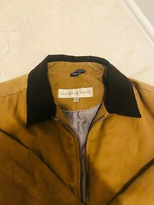 Geoffrey Beene Brown Jacket
