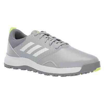 NEW Adidas Mens CP Traxion SL Spikeless Golf Shoes Onix/White/Grey -Choose Size!