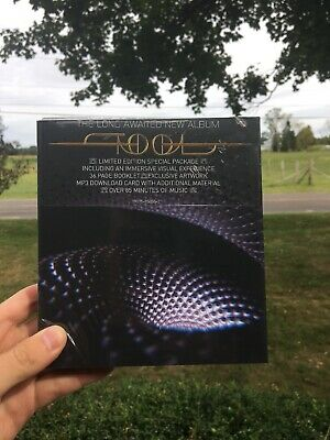 Tool Fear Inoculum CD (Deluxe Edition) Limited Tri Fold W/ HD Screen IN HAND!