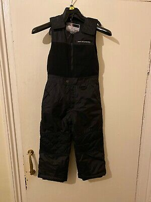 32° Degrees Weatherproof Boys ski trousers salopettes snow pants Winter 5 Years