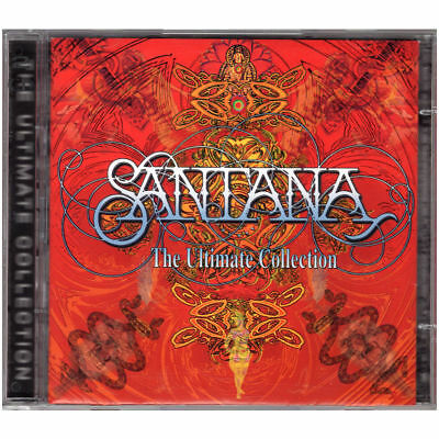 Santana ~ The Ultimate Collection ~ Sony Music 1998 ~ 2 CDs