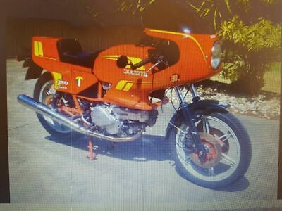1982 Ducati Pantah XL350 - rare, suit collector or bike club enthusiast.
