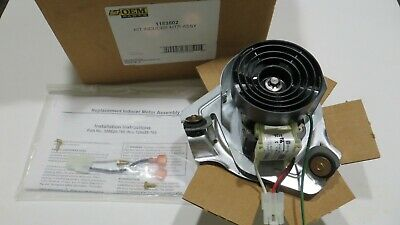 Carrier Bryant Payne Inducer Motor 326628-762 Furnace Exhaust Assembly