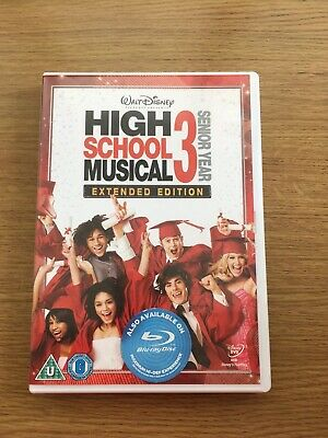 High School Musical 3 - Senior Year (DVD, 2009)