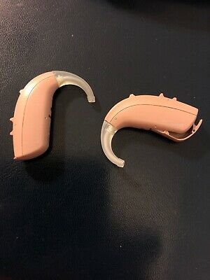 SET OF GN ReSound ENZO 2 9 -EN998 DRW SPBTE MADE FOR IPHONE/ANDROID Hearing Aids