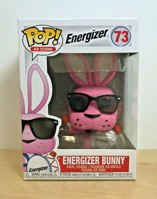 Funko Pop! Ad Icons #73 Energizer - Energizer Bunny - In Hand