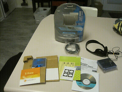 Sony MD Walkman MZ-N420D, NetMD, new open package, LOOK
