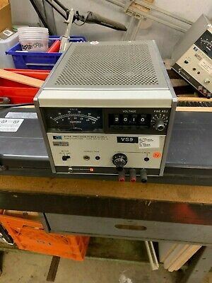 HP 6114A Precision Power Supply - Calibrated