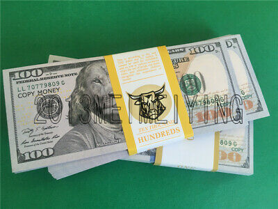 $10000-Props Money ,Play money,toy money,Novel design, free shipping
