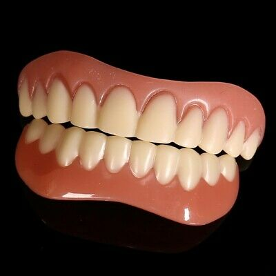Instant Veneers False teeth snap on veneers Cosmetic Denture Fake teeth