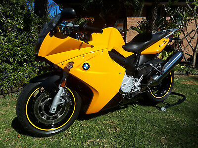 2007 BMW F800S Full Fairing + Extras - April 2020 Rego - Penrith NSW