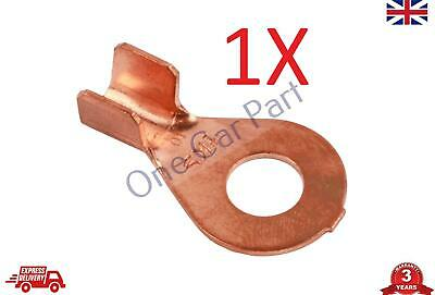 6-10 mm2 10-8 AWG Open Cable Ring Battery Copper Lugs Terminal Connector