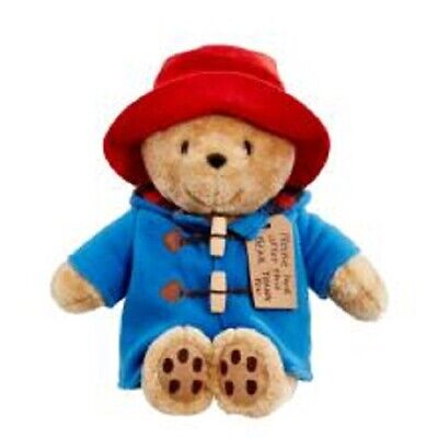 Rainbow Designs Cuddly Classic Paddington Bear Soft Toy