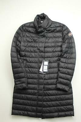 $372 COLMAR LIGHTWEIGHT Mid Length Down Coat Size 42 US 5