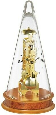 Hermle Design Clock with 14 day Skeleton Movement and Front Pendulum