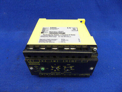 Bender SUR353Z Voltage Item B933667 Voltage Relay Unused Mint