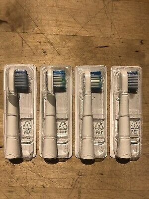 4 Toothbrush Brush Colgate Electric Omron Proclinical 360 Replacement Heads
