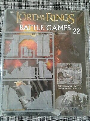 Lord of the Rings Battle Games in middle earth Magazine #22